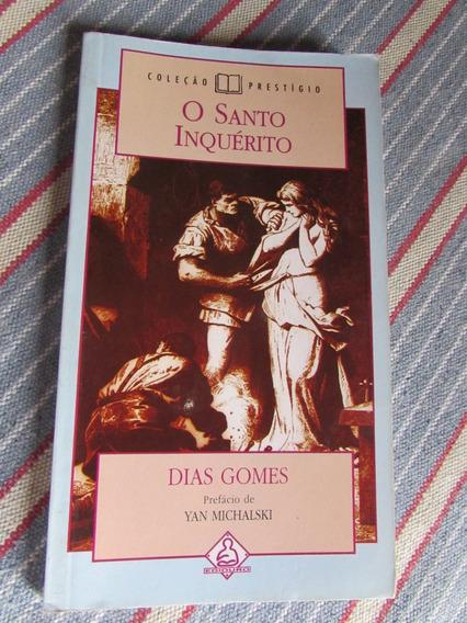O Santo Inquérito - Dias Gomes (col. Prestígio)