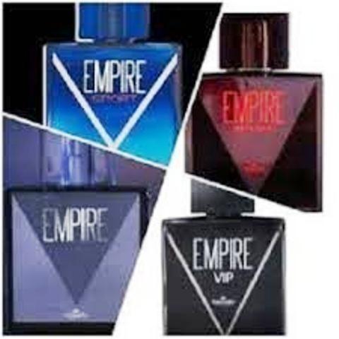 Perfume Empire 100 Ml (vip, Intense, Sport, Tradicional)