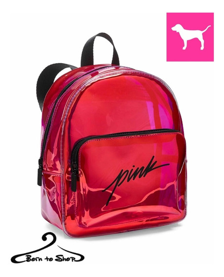 Mochila Mini Pink Nueva Original Importada De Usa
