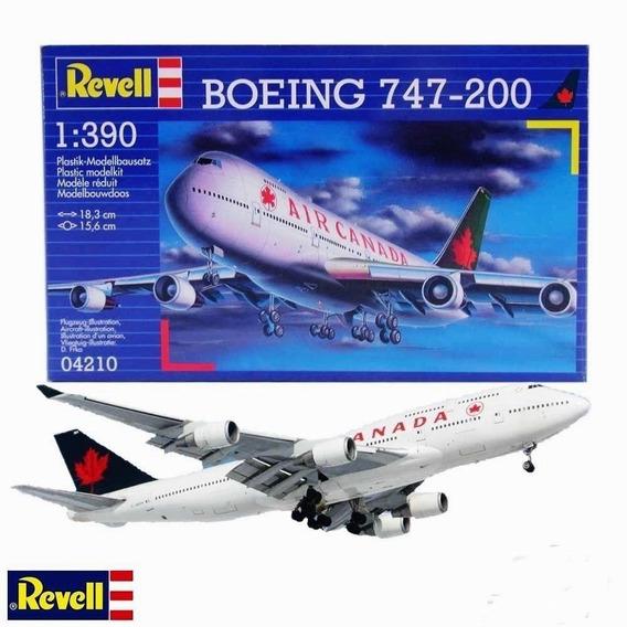 Boeing 747-200 Air Canada 1/390 Revell 04210