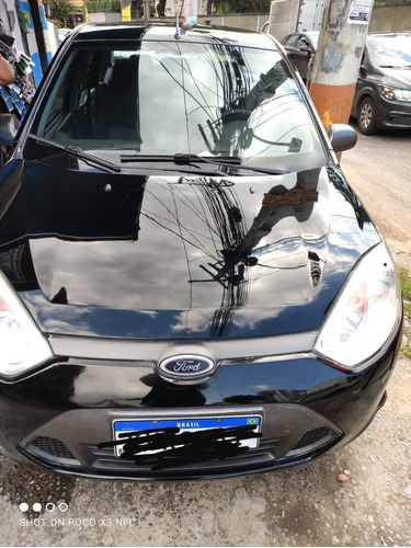 Imagem 1 de 6 de Ford Fiesta Sedan 2011 1.6 Fly Flex 4p