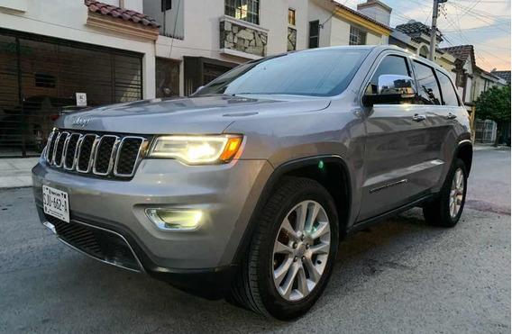 Jeep Grand Cherokee 3.6 Limited Lujo Advance Mt 2017