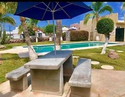 Casa En Renta Perseus, San Carlos