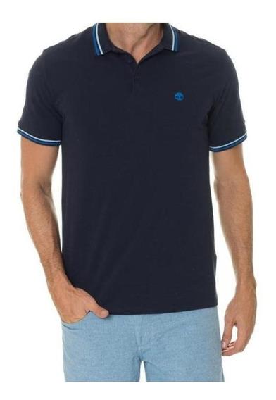 Camisa Polo Timberland Tbl Rib Masculino Tb0a1tcx433
