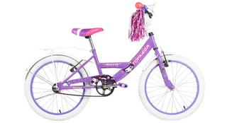 Bicicleta Top Mega Princess Rodado 20 Nena Niña Gm Store