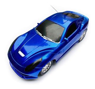 Auto Control Remoto Top Speed Radio Control Car Escala 1:20