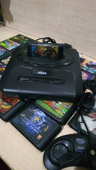 Mega Drive 3 Com Altered Beast