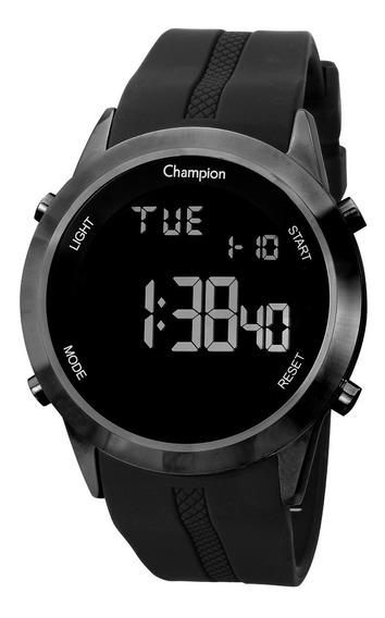 Relógio Champion Feminino Ch40259d Digital Preto
