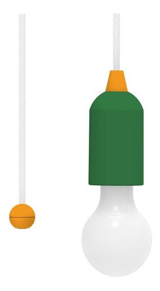 Lámpara Portátil Led Cordón Colgante Foco Lucy Mix Gato