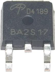 Kit Com 5 Transistor Aod4189 Original Smd