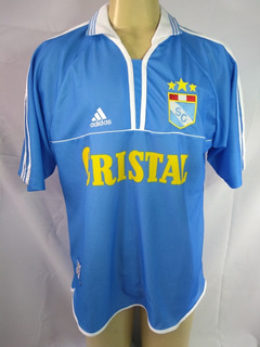 Camisa De Futebol Do Club Sporting Cristal 2000 adidas
