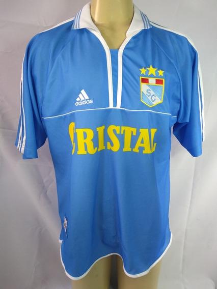 Camisa De Futebol Do Club Sporting Cristal 2000 adidas
