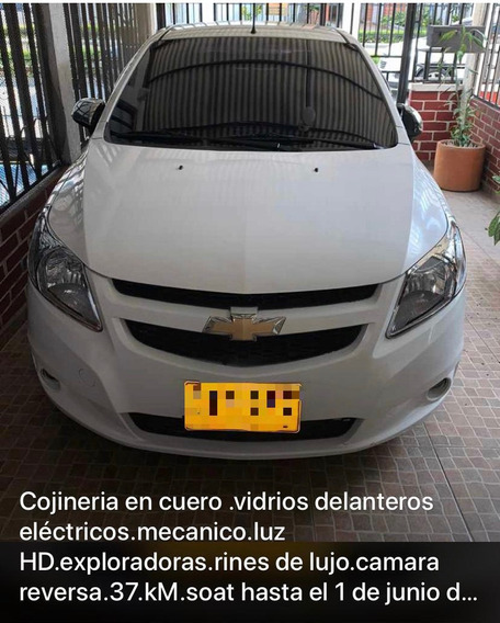 Chevrolet Sail Modelo 2017 En Buen Estado Y Kilometraje 37
