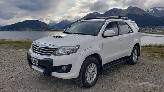 Toyota Sw4 3.0 Srv Cuero 171cv 4x4 2014
