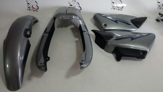 Kit Completo Carenagem Cg Titan 125 2000 Similar (8268)