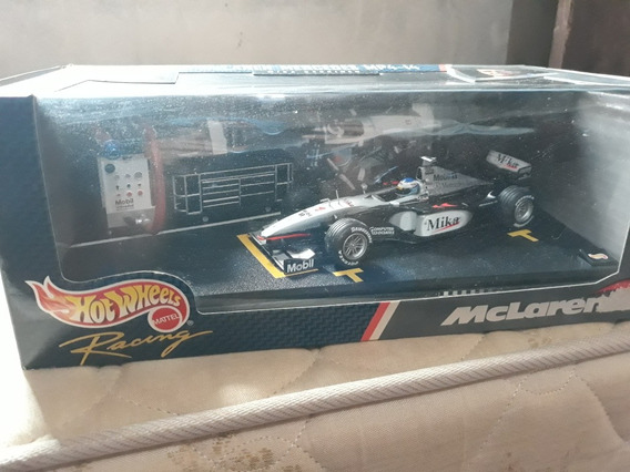 Miniatura F1 Mclaren Mp4-14 Escala 1:24 Mika Hakkinen