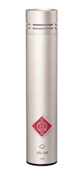 Microfone Condensador Neumann Km 184