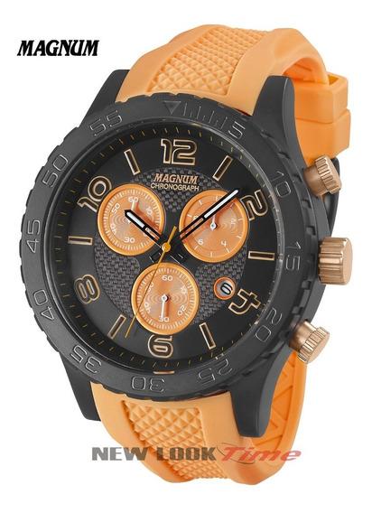 Relógio Magnum Masculino Cronógrafo Ma33504j
