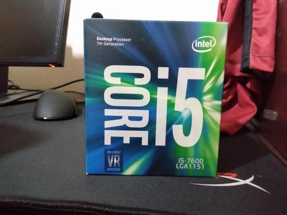 Processador Intel I5 7600