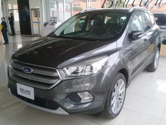 Ford Escape Titanium 2020 4x2 Av Boyaca 170-er