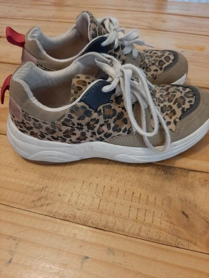 Zapatillas Zara Sneaker
