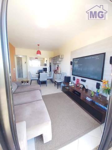 Imagem 1 de 19 de Apartamento Com 1 Dormitório À Venda, 73 M² Por R$ 235.000,00 - Riviera Fluminense - Macaé/rj - Ap0506