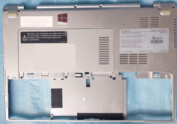 Carcaça Notebook Sony Vaio Svt111a11x-chassi Inferior