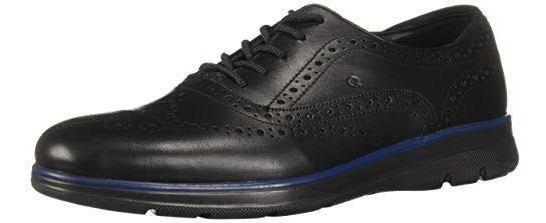 Calzado Para Hombre Talla 10 (31) Color Negro G221 Dagoz