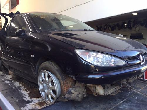 Sucata Peugeot 206 1.6 16v Flex Automático (somente Em Peças