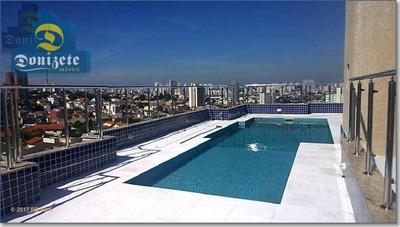 Apartamento Residencial À Venda, Jardim Bela Vista, Santo André. - Ap6805