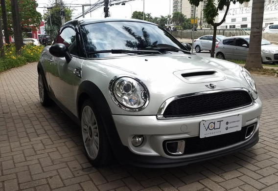 Mini Cooper S Coupé 1.6 Turbo Gasolina 2013