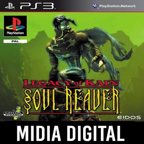 Ps3 Psn* - Legacy Of Kain Soul Reaver