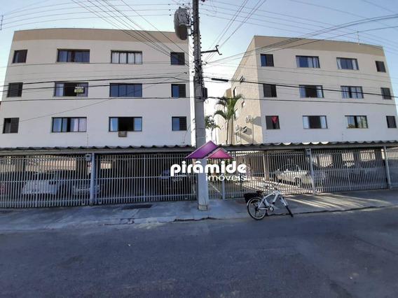 Apartamento Com 2 Dormitórios À Venda, 58 M² Por R$ 234.000,00 - Jardim Das Indústrias - São José Dos Campos/sp - Ap12199