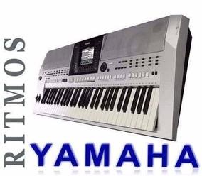 Ritmos Para Teclado Yamaha Psr 1500, 3000 E Prs S 650, ...