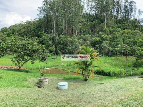 Chácara Com 1 Dormitório À Venda, 1800 M² Por R$ 165.000 - Zona Rural - São José Dos Campos/sp - Ch0065