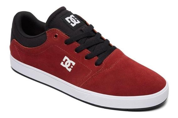 Zapatillas Dcshoes Crisis Dark Red