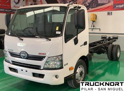Hino Serie 300 - 816 Camión (concesionario Oficial)