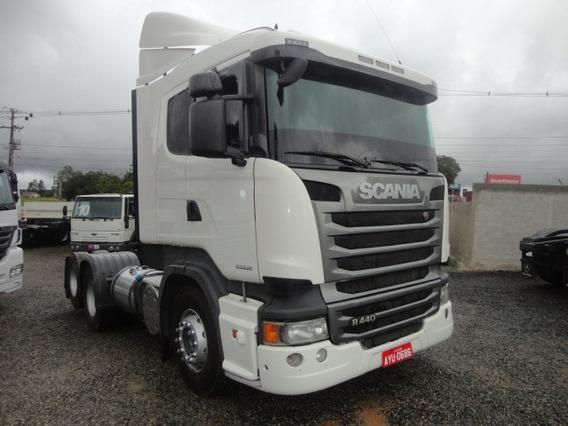 Scania R 440 6x2 2014