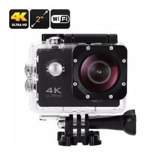 Camara Premium Tipo Gopro 4k Ultra Hd Wi-fi + Envio Gratis ®