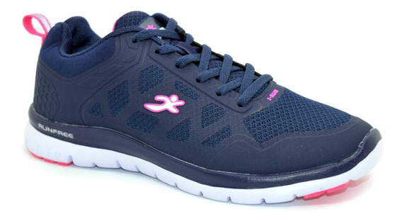 Zapatillas Mujer Deportivas Irun Running Gym 4344 Full