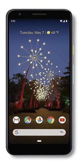Google Pixel 3a XL Dual SIM 64 GB Purple-ish 4 GB RAM