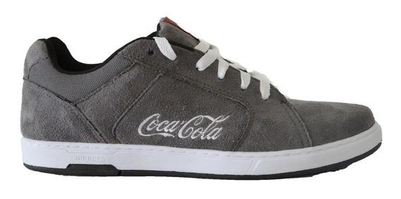 Tênis Masculino Coca Cola Bordado Lançamento Oferta