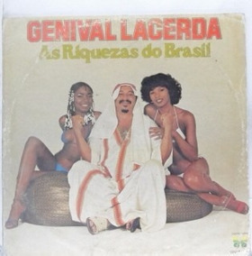 Lp Genival Lacerda - As Riquezas Do Brasil - G076