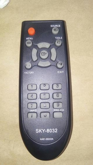 Controle De Serviço Samsung Sky-8032 Aa81-00243a