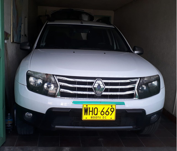 Renault Duster Duster, 4x4 2015