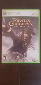Jogo Piratas Do Caribe Xbox 360 - Mídia Física Original