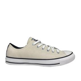 Tênis Converse Chuck Taylor Skt - Branco Velho/preto/branco