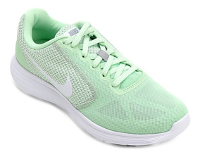 Tênis Nike Revolution Tr 3 Verde - 36 - Menta