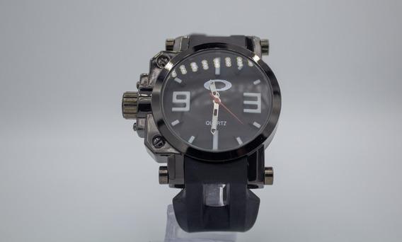 Relógio Oakley Gearbox Titanium + Carteira Tommmy (brinde)