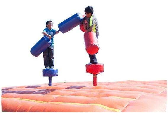 Nuevo Brincolin Inflable Extremo Gladiador
